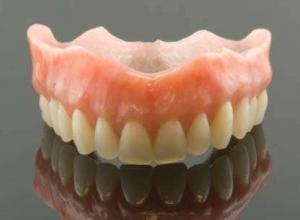 dentadura de silicone valor